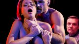 Zorla sikilen kadın sert seks fantezisi hayranı